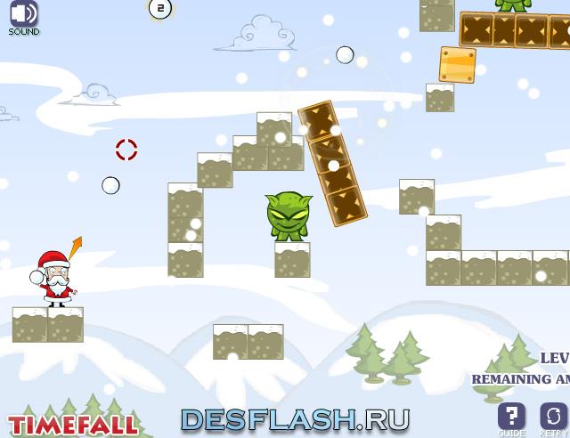 Снежная ярость. Snowball Rage