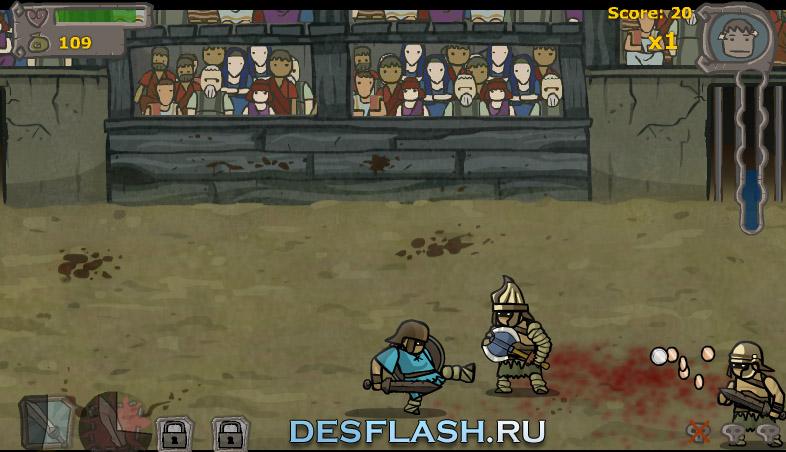 Siegius Arena игра