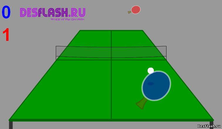 Настольный теннис. Пинг понг