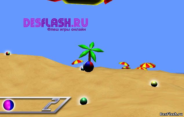 Beach Ball. Пляжный мяч
