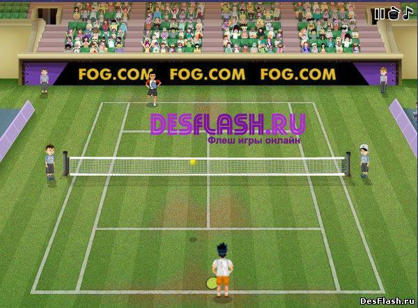 Чемпионы тенниса. Tennis Champions