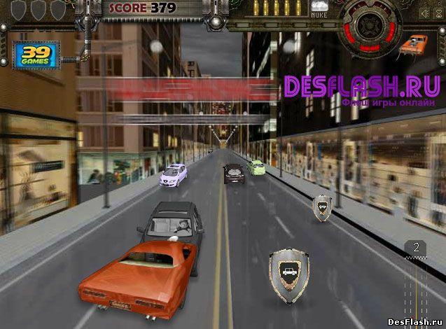 3D Racer - 2. 3Д гонщик - 2