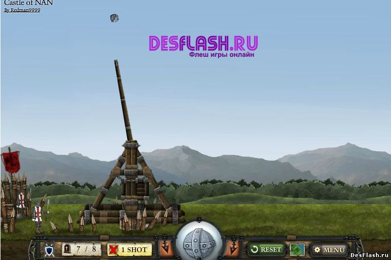 Разрушь замок 2. Crush the Castle 2 Players Pack