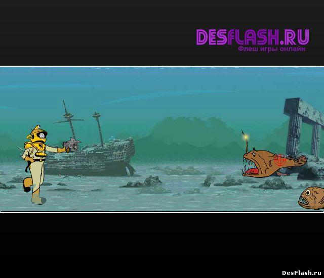 Играть в Nemo's Revenge