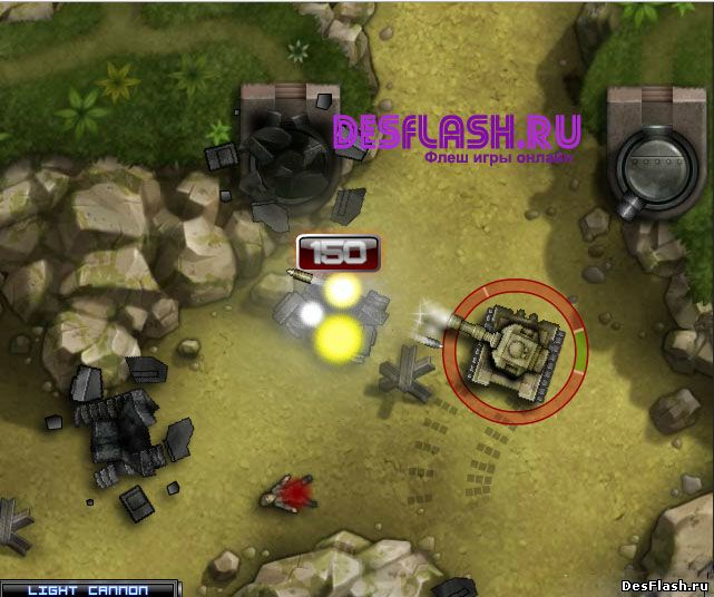 Игры танки стрелялки онлайн: Tank Blitz Zero