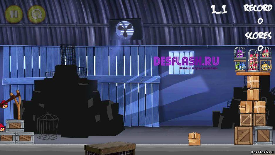 Angry Birds Rio играть онлайн