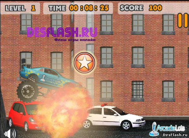 Безумный мустанг 2. Crazy Mustang 2