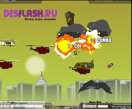 Флеш игра Танк. Indestructo Tank 2