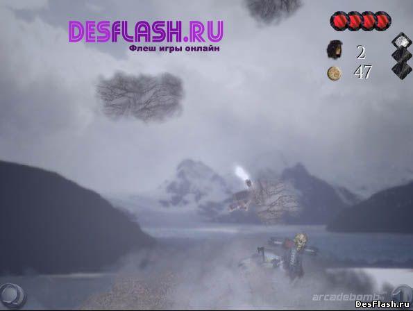 Флеш игра Пыль