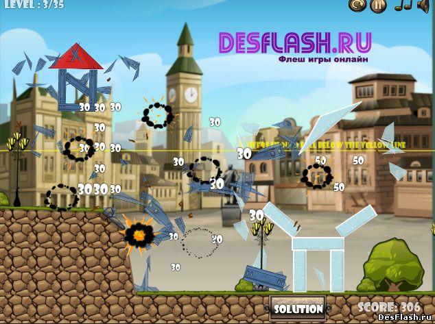 Взрыв динамита 2. Dynamite Blast 2