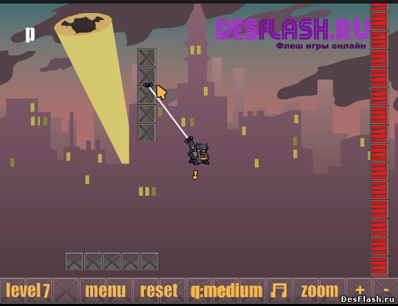Игра Бетмен бесплатно: Fatman Go