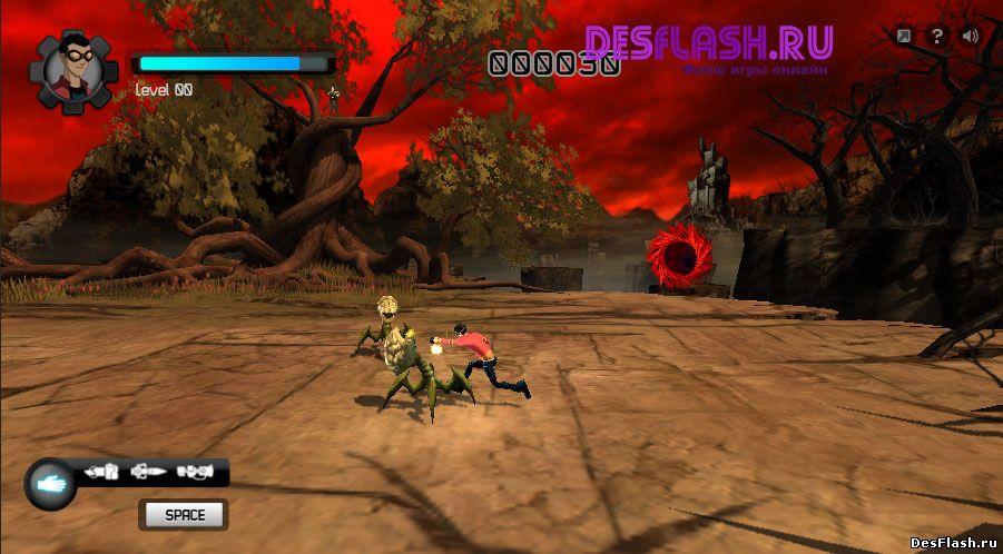 Generator Rex: Abysus Arena