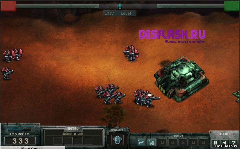 Война против роботов. Armor Robot War