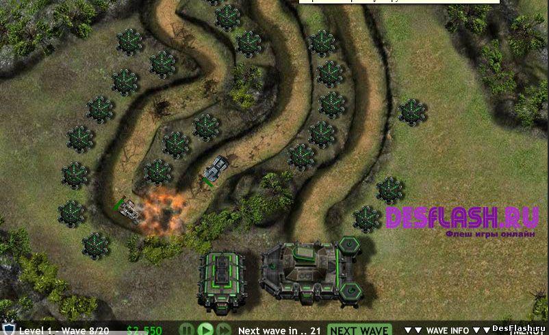 Игры защита замка стратегии