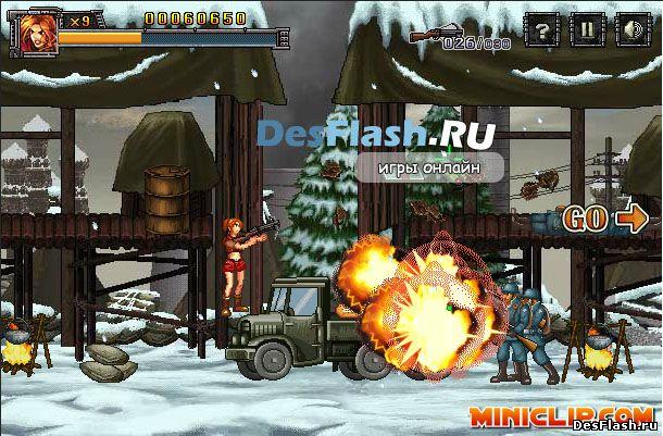 Commando 3 играть онлайн