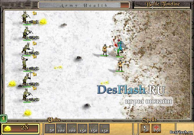 Война дворфов. Dwarf War