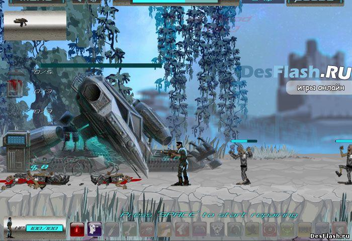Живые мертвецы играть онлайн