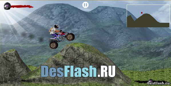 Игры онлайн гонки на квадроциклах: Box10 ATV 4