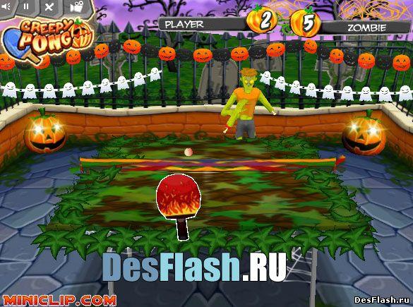Пинг-понг играть онлайн