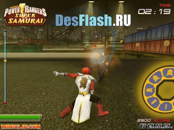 Power Rangers Super Samurai. Могучие Рейнджеры Самураи