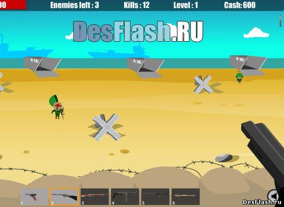 Игры солдаты стрелялки онлайн