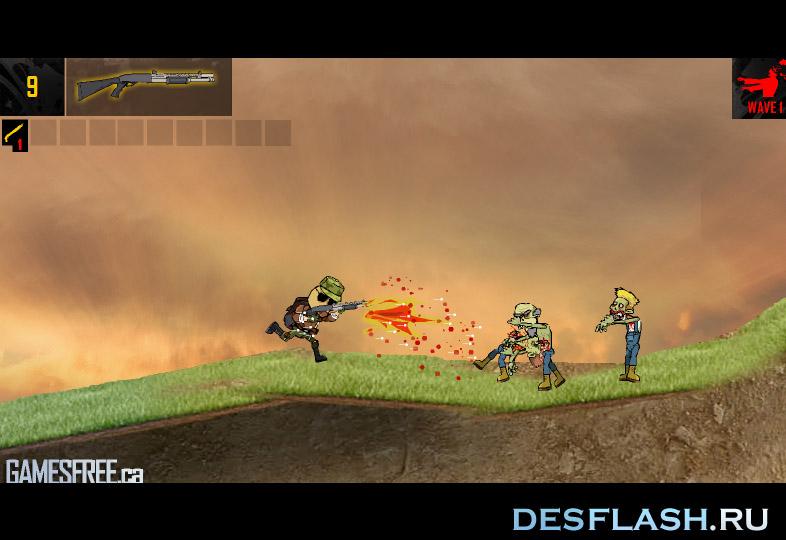Апокалипсис зомби игра