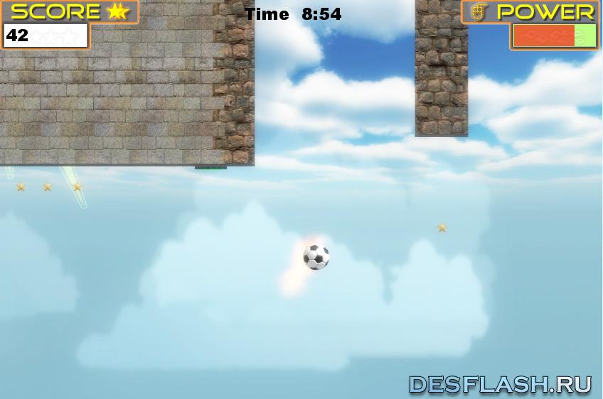 Игра Огненный шар. Fireball онлайн