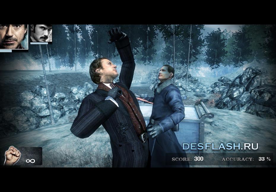Онлайн игра Шерлок Холмс
