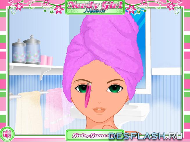 Игра одевалка для девочек онлайн