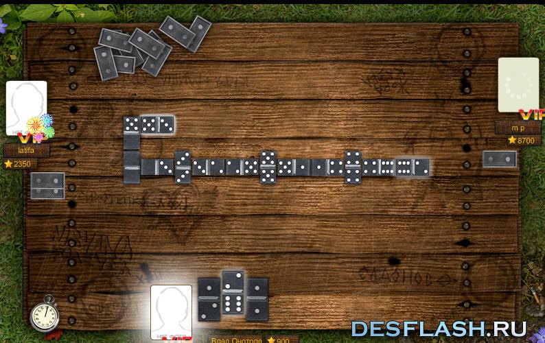 Играть в домино онлайн