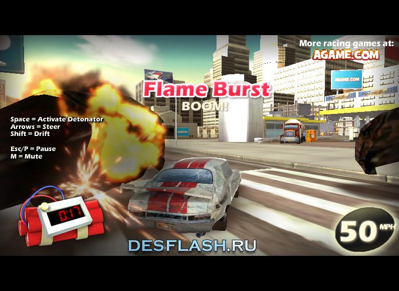 Traffic Slam 2 играть