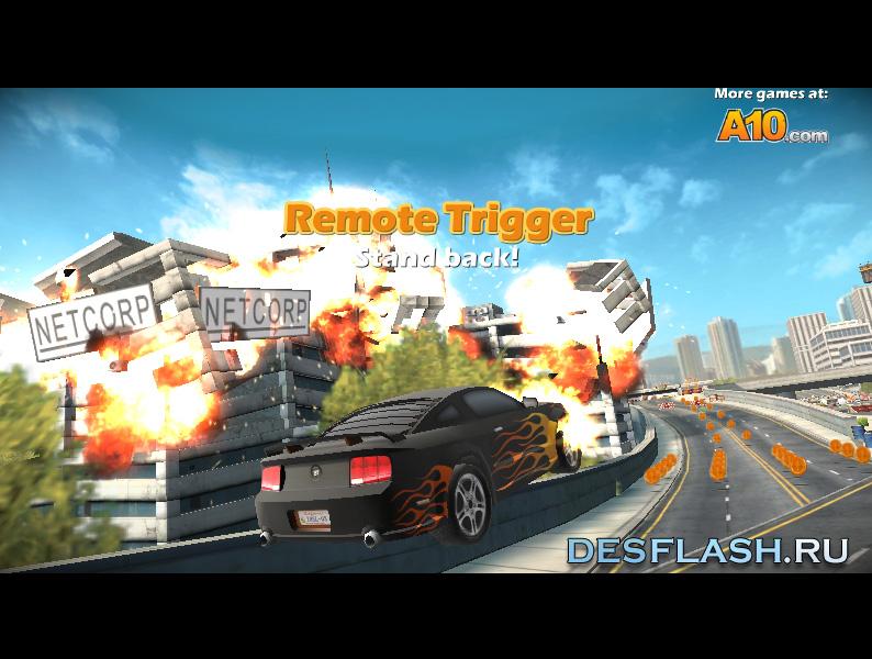 Traffic Slam 3. Опасный гонщик 3