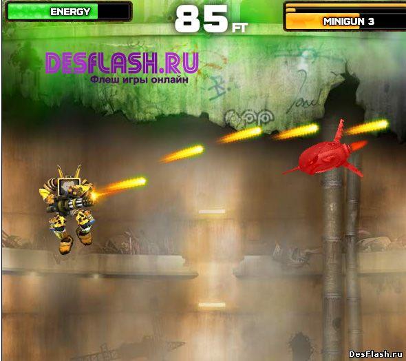 Неистовство робота. Robo Rampage