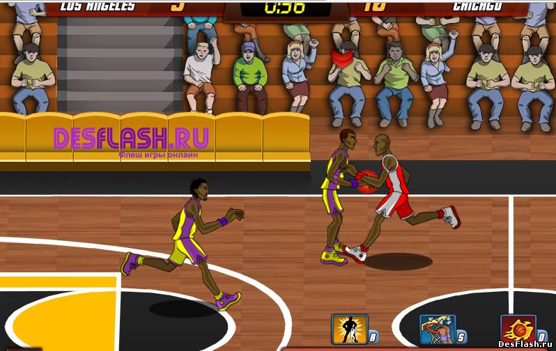 Slam Jam Basketball: Мощный Джэм в баскетболе