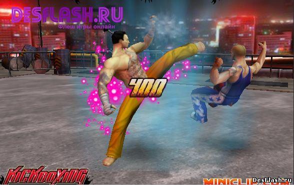 Кикбоксинг. Kickboxing