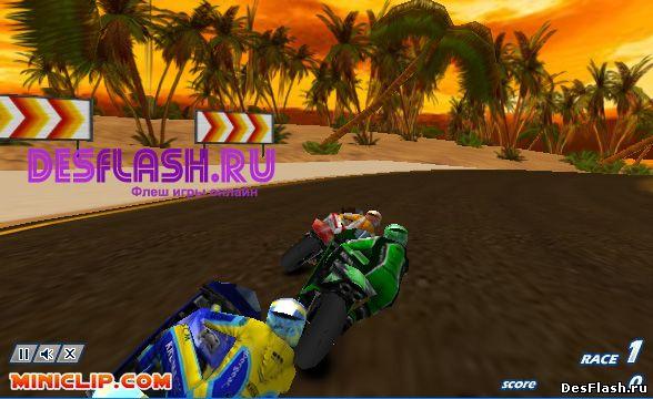 Спортбайк спринт. Sportbike Sprint