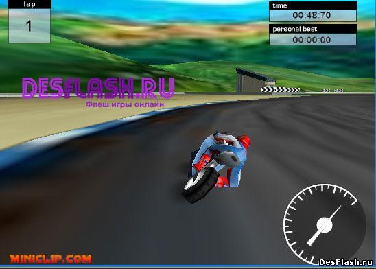 Играть в Superbike GP
