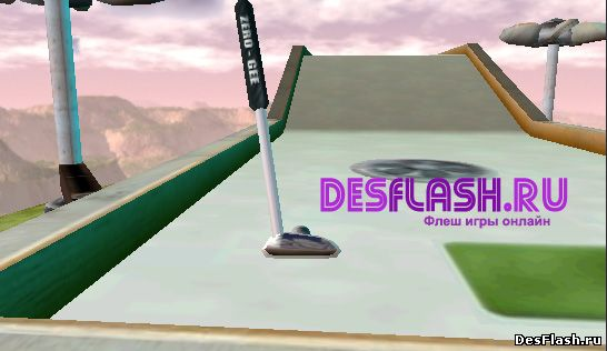 Играть в флеш гольф