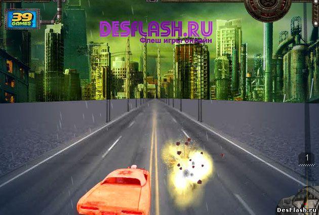 3D Racer. 3Д гонщик