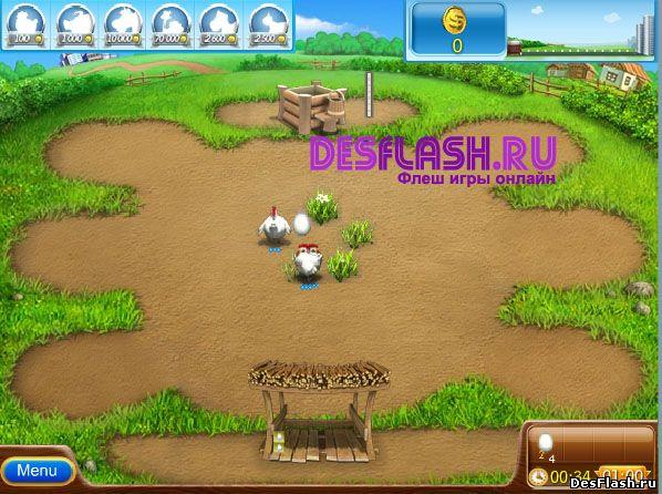Farm Frenzy 2. Веселая ферма - 2