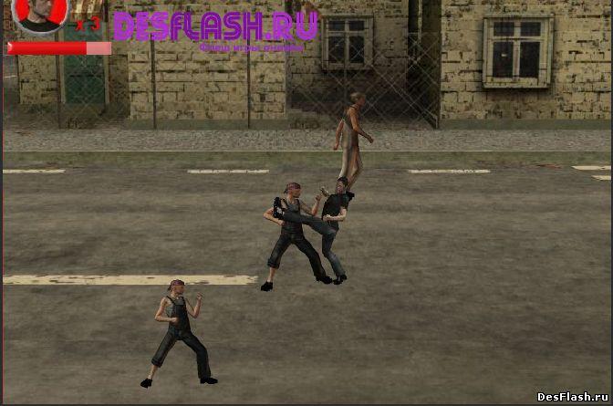 Mob Street Fighter. Уличный драчун