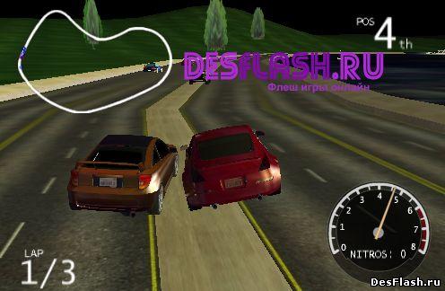 Игра Стритрейсер онлайн. Street Racer