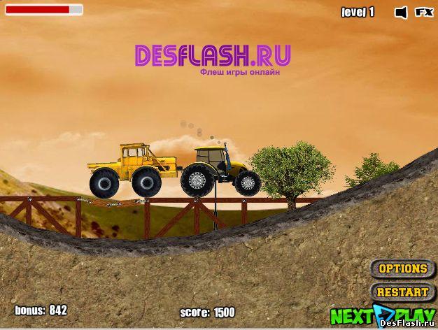 Tractor Mania. Трактор-мания