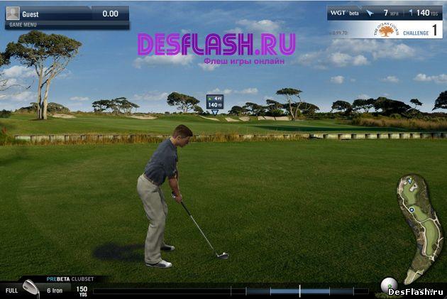 World Golf Tour. Мировой тур по гольфу