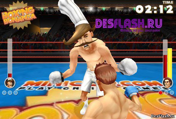 Игры онлайн играть бокс