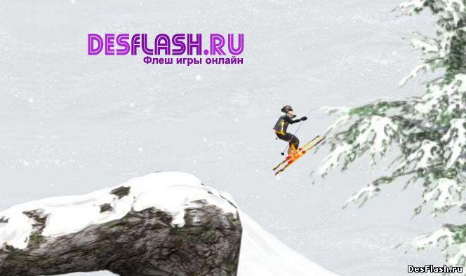 Ski Sim. Лыжи Ским