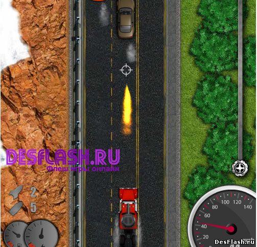 Флеш игра Mad Trucker 3