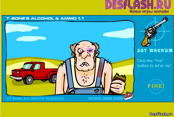 Alcohol Ammo