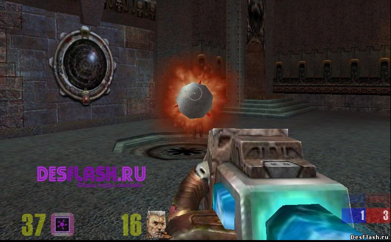 Quake 3: Forever. Квейк 3: Навсегда