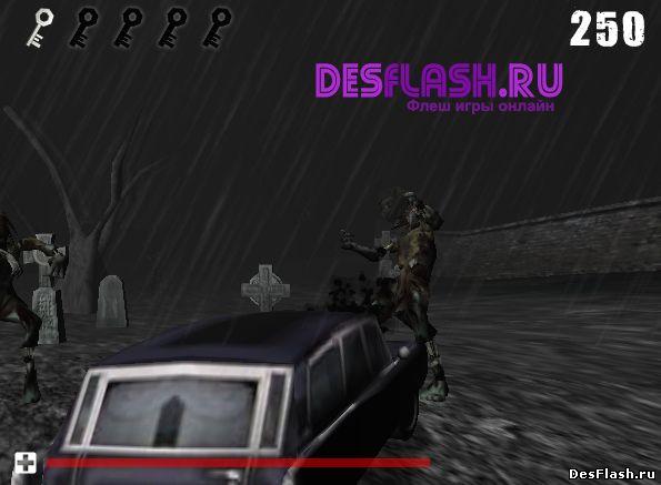 Гонки с живыми мертвецами: Zombies - Hit and Run